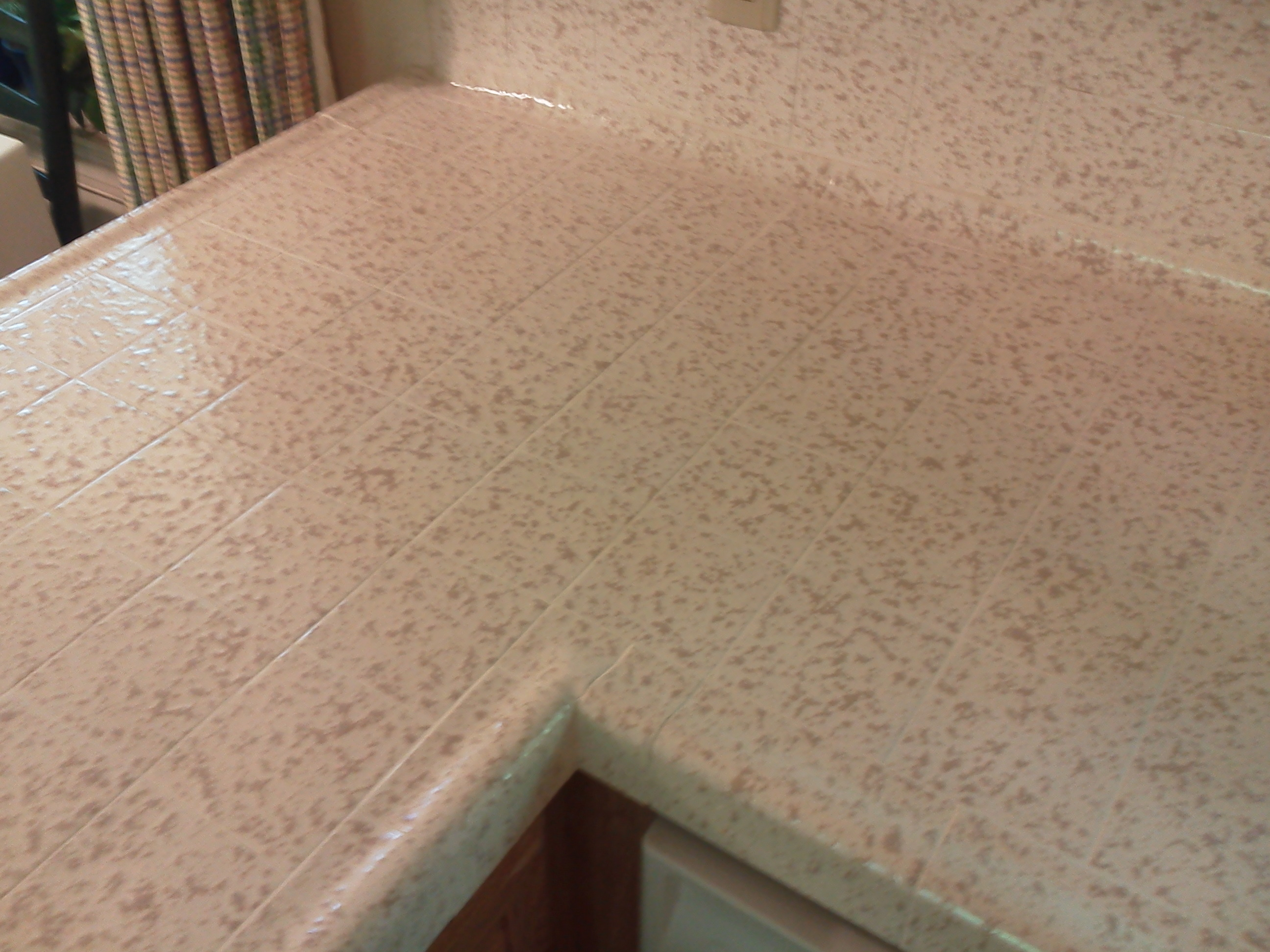 Ceramic tile repair archives pristine tile carpet cleaning old tile counter top looks new again dailygadgetfo Image collections