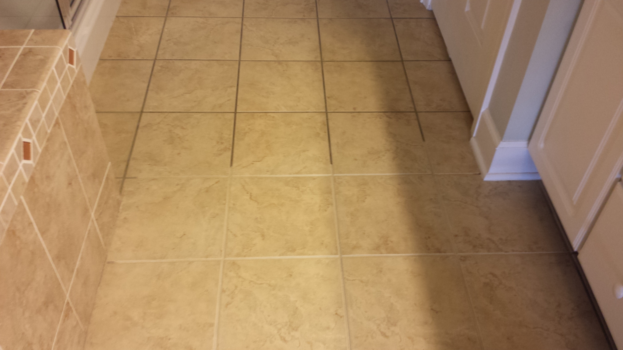 Our Work Before And After Pristine Tile Amp Carpet Cleaning