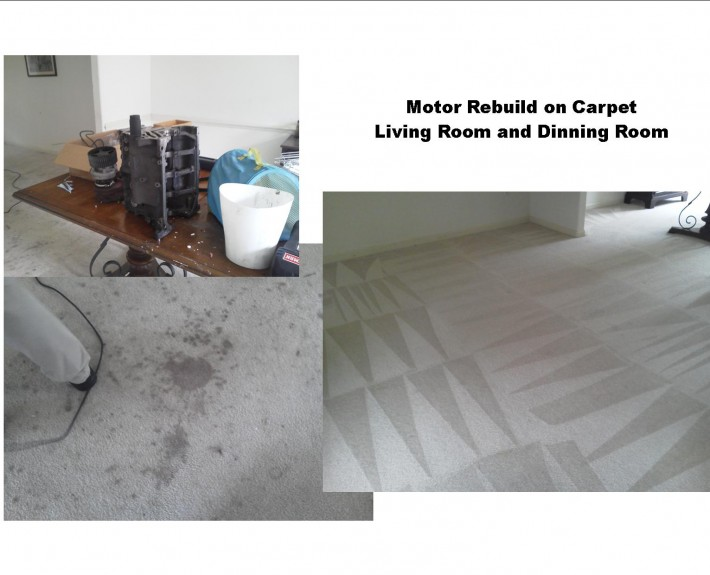 Unbelievable carpet cleaning results