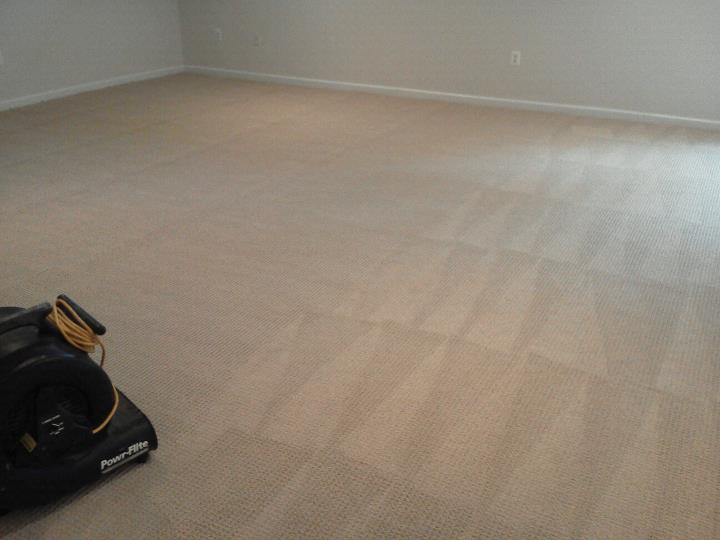 Drying carpet